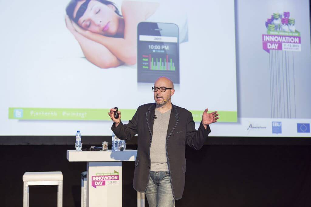 Wim van Rooijen Innovation Day 2013 - Quantified Self