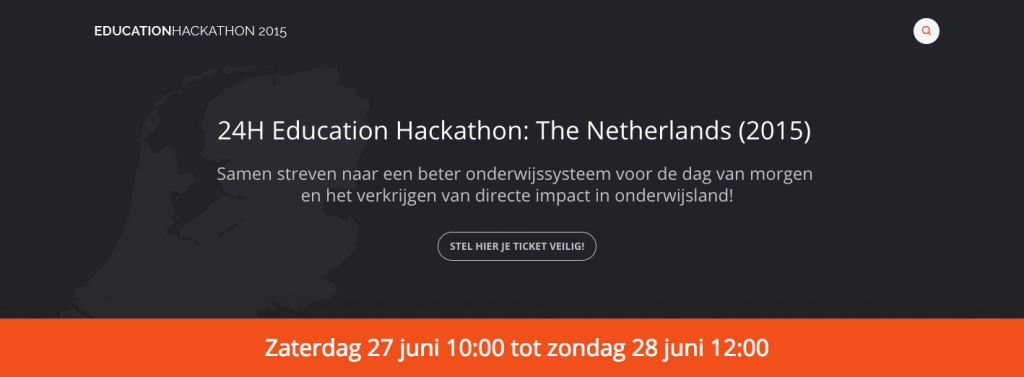 Education Hack 2015